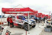 Rallye Dakar 2019 - Ruhetag