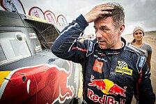 Dakar - Video: Sebastien Loeb im Interview: Fährt er die Rallye Dakar 2020?