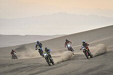 Dakar - Bilder: Rallye Dakar 2019 - 9. Etappe