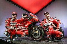 MotoGP - Verliert Ducati Tabak-Sponsor für zwei Grands Prix?