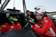 Vettel und Schumacher Zweiter bei Race of Champions 2019