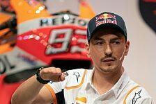 Wildes MotoGP-Gerücht: Jorge Lorenzo fährt 2020 wieder Ducati