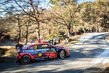 WRC Rallye Monte-Carlo 2019 im Live-Ticker: Ogier gewinnt