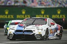 BMW dampft Motorsport weiter ein: Nur vier IMSA-Rennen 2021