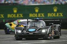 24h Daytona: Alonso sprintet zur Führung - Zanardi strauchelt