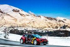 WRC Rallye Monte-Carlo 2019: Ogier mit sechstem Sieg in Serie