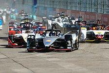 Formel-E-Meisterschaft: Hält die Sensations-Serie in Rom an?