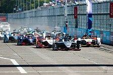 Formel-E-Kalender: Santiago-Rennen 2020 trotz Chile-Krise fix