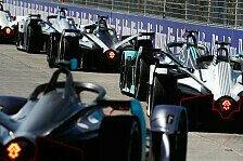 Crash-Kontroversen in der Formel E: Warn-System soll helfen