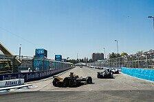 Formel E: Krisen-Kalender - Wird auch Chile-Rennen abgesagt?