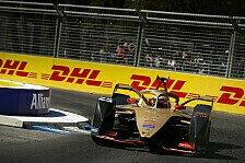 Formel-E-Test: Vergne knackt Streckenrekord in Mexiko