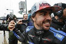 Fernando Alonso gibt Hinweise auf seine Zukunft