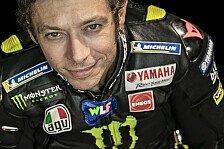 MotoGP - Rossi auf P4: Heute ist es kein Marketing-Lächeln