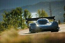 VW stellt Werks-Motorsport mit Verbrennungsmotoren ein