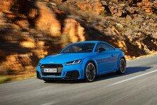 Audi präsentiert den neuen TT RS: Leistung, Preis und Co