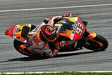 MotoGP - Video: MotoGP - Marc Marquez in Action beim Sepang-Test