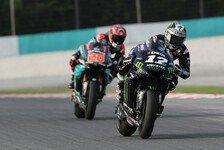 MotoGP - Maverick Vinales' Sepang-Sieg: Quartararo als Faktor