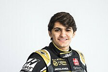 Formel 1 2021: Pietro Fittipaldi bleibt Haas-Ersatzfahrer