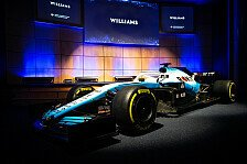 Formel 1 2019: Williams sagt Filmtag ab