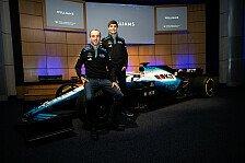 Formel 1: Williams' letzte Chance? Fahrer mit hohen Erwartungen