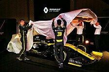 Formel 1 2019: Präsentation Renault R.S. 19 - Alle Bilder