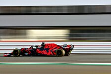 Formel 1 - Video: Formel 1 Präsentation: Shakedown des RB15 im Video