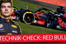 Formel 1 - Video: Formel-1-Autos 2019 im Technik-Check: Red Bull RB15