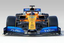 Formel 1 2019: Präsentation McLaren MCL34 - Alle Bilder