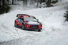 WRC Rallye Schweden 2019: News-Splitter mit Ergebnissen