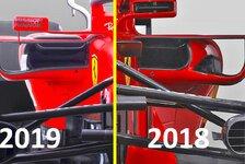 Formel 1 Bilderserie: Ferrari SF90 im Technik-Check