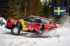 WRC - Video: Rallye Schweden 2019: Unfälle, Dreher und Abflüge