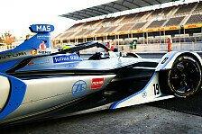 Formel E: Venturi wird Kundenteam von Neueinsteiger Mercedes
