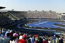 Formel E in Mexiko: Mehr Formel-1-Strecke nach Änderung