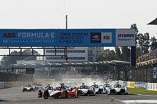 Formel E Mexiko 2020: TV-Infos Eurosport und ZDF-Live-Stream