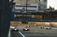Formel E Mexiko, Di Grassi vs. Wehrlein: Der Wahnsinn in Fotos