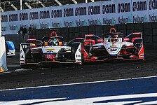 Formel E 2019, Mexiko-City ePrix: Die besten Fotos zum Rennen