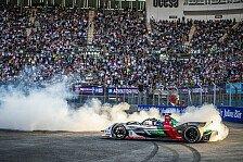 Formel E - Audi in Mexiko: Vier dramatische Momente