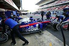 Formel 1 2019: 1. Testfahrten in Barcelona - Montag