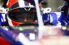 Formel 1, Kvyat kämpft um F1-Zukunft: Kein Platz für Schwäche