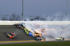NASCAR 2019: Fotos Rennen 1 - Daytona International Speedway
