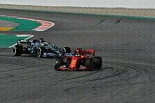 F1, Vettel nach Test von Ferrari begeistert: Nahe an Perfektion