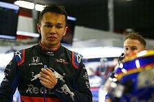 Formel-1-Rookies 2019 vorgestellt: Last-Minute-Mann Alex Albon