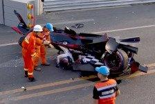 Formel E - Video: Formel E Unfälle: Die heftigsten Crashes der Geschichte!
