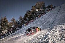 Verrückt! Ekström fährt Elektro-Audi Streif in Kitzbühel hoch