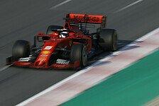 Formel 1, Vettel schon mit ersten Updates: Besser als der Plan