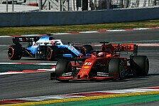 Formel 1 - Leserumfrage: Wer hat 2019 das schönste F1-Auto?