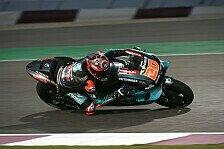 MotoGP-Analyse: Wer war beim Katar-Test am stärksten?