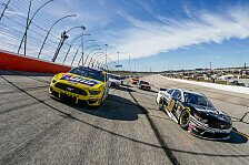 NASCAR 2019: Fotos Rennen 2 - Atlanta Motor Speedway