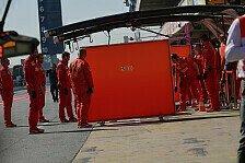 Formel 1: FIA beendet Test-Versteckspiel - Sichtschutz verboten