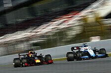 Formel 1 2019 Galerie: 2. Testfahrten in Barcelona - Dienstag